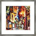 Town In England Framed Print