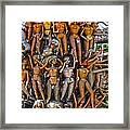 Toy Tree - 02  Framed Print