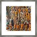 Toy Tree - 03 Framed Print by Gregory Dyer