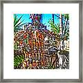 Toy Tree - 04 Framed Print