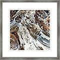 Traces Of Ourselves Framed Print