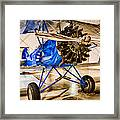 Travel Air 4000 Framed Print