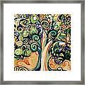 Tree Candy 2 Framed Print