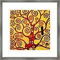 Tree Life Framed Print