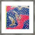 Trio Of Birds Framed Print