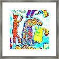 Trolls Also Have Families Framed Print