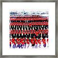 Trooping The Colour Framed Print