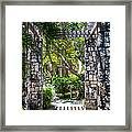 Tropical Light Framed Print