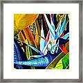Tropical Paradise Framed Print by Susan Robinson