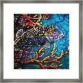 Trunkfish - Male Framed Print
