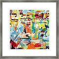 Trust In Hashem With All Of Your Heart 2 Framed Print