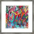 Try To See Me At Face Value 1 Framed Print