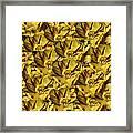 Tulip Duvet Framed Print