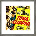 Tuna Clipper, Us Poster, Top From Left Framed Print