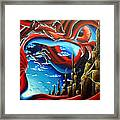 Turn Of The Dreamscape Framed Print