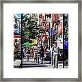 Twenty Minutes Framed Print by Sarah Loft