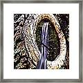 Two Elements Framed Print