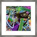 Tzaddik 6g Framed Print
