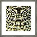 Union Station Skylight Framed Print