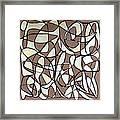 Untitled 44 Framed Print