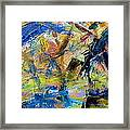 Untitled Abstract #2 Framed Print