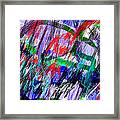 Untitled Drawing Framed Print