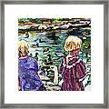 Upper Duck Pond Framed Print