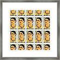 Usps  Frida Kahlo Framed Print