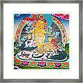 Vaishravnna 14 Framed Print