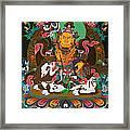 Vaishravnna 22 Framed Print