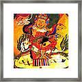 Vaishravnna  25 Framed Print