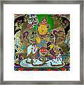 Vaishravnna 8 Framed Print