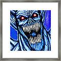 Vampbat Framed Print