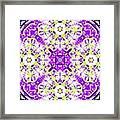 Velvet Blanket Framed Print