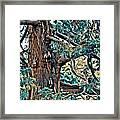 V.i. 0123 Framed Print