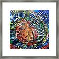 Vibration Framed Print by Michael Kulick