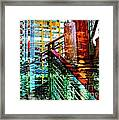 Vivid Existence-no2 Framed Print