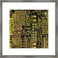Vo96 Circuit 5 Framed Print by Paul Vo