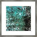 Wall Abstract 9 Framed Print