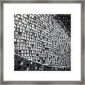 Wall No.22 Framed Print