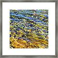 Water Abstract Framed Print