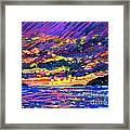 Water Island Sunset Framed Print