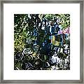 Water Reflections 9 Framed Print