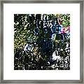 Water Reflections 8 Framed Print