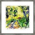 Watercolor 318012 Framed Print