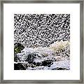 Waterfall Dance Framed Print