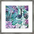 Waves Of Wonder Framed Print