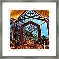 wayfarers Chapel 8 Framed Print