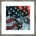 We The People Framed Print