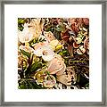 Wedding Bouquets 01 Framed Print